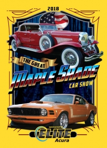 Maple Shade Business Association Think Maple Shade The Car - Car show t shirts for sale